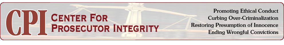 Center for Prosecutor Integrity